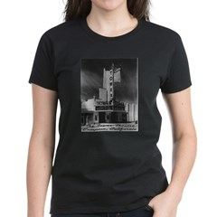 Tower Theatre Women's Dark T-Shirt