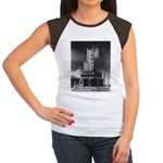 Tower Theatre Women's Cap Sleeve T-Shirt