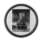 Tower Theatre Large Wall Clock