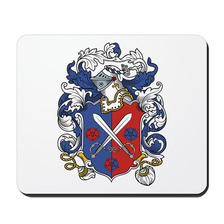 Trent Coat of Arms Mousepad