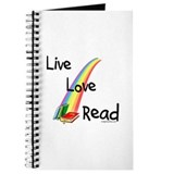 live, love, read Journal