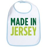 Cute New jersey Bib