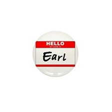 Earl Mini Button (10 pack)
