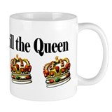 75 YR OLD QUEEN Mug