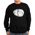 Hatching Chick Sweatshirt (dark)