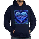 Eclipse Ornate Heart Hoodie