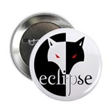 "Eclipse Lone Wolf by Twibaby 2.25"" Button (10"