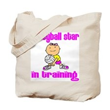 Star in Training Isabella Tote Bag