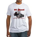 Ol' Skool Fitted T-Shirt