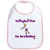 Star in Training Abigail Bib