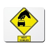 Macros Ahead Mousepad