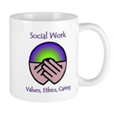 Unique Values Mug