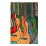 Strings Postcards (Package of 8)