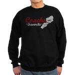 Coach's Favorite Sweatshirt (dark)