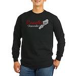 Coach's Favorite Long Sleeve Dark T-Shirt