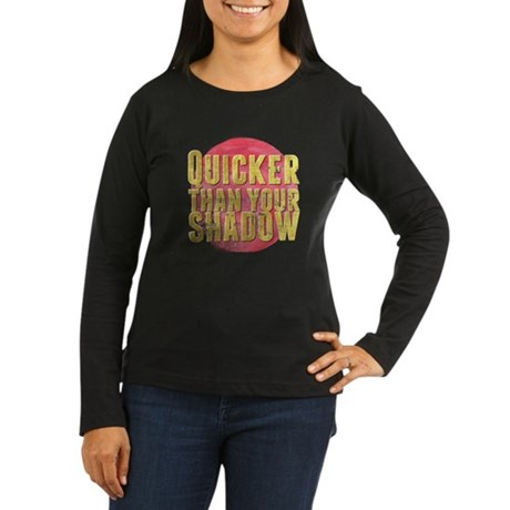 Anal Cancer FightLikeAGirl Women's Dark T-Shirt
