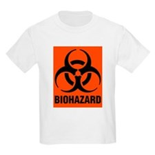 Kids BIOHAZARD! T-Shirt