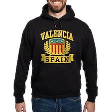 Valencia Spain Hoodie
