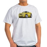 Crossfire Yellow Convertible T-Shirt