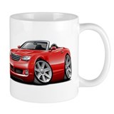 Crossfire Red Convertible Mug