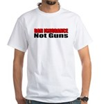 Ban Ignorance White T-Shirt