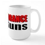 Ban Ignorance Large Mug