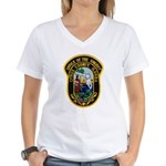 Citrus Sheriff's Office Women's V-Neck T-Shirt