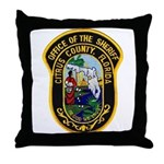 Citrus Sheriff's Office Throw Pillow