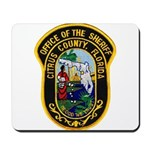Citrus Sheriff's Office Mousepad