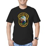 Citrus Sheriff's Office Men's Fitted T-Shirt (dark
