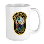 Citrus Sheriff's Office Large Mug
