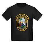 Citrus Sheriff's Office Kids Dark T-Shirt