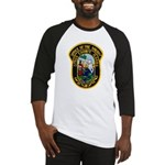 Citrus Sheriff's Office Baseball Jersey