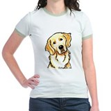 Golden Retriever Portrait T