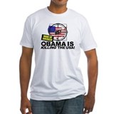 (w/BACK) Obama-is-KILLING-the-USA Shirt