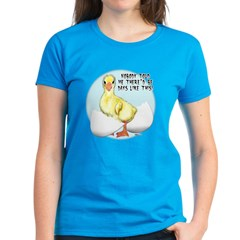 Gosling Hatch #2 Women's Dark T-Shirt