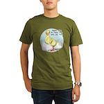 Gosling Hatch #2 Organic Men's T-Shirt (dark)