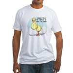 Gosling Hatch #2 Fitted T-Shirt