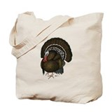 Turkey Standard Bronze Tom Tote Bag