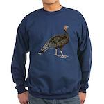 Turkey Standard Bronze Hen Sweatshirt (dark)