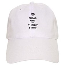 Freak Out and Throw Stuff (pa Baseball Cap