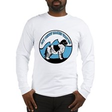 Newf waves Long Sleeve T-Shirt