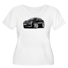 Crossfire Black Car T-Shirt
