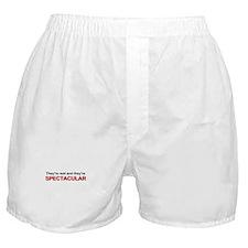 Unique Kramer Boxer Shorts