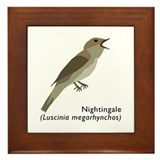 nightingale Framed Tile