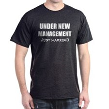Under New Management: Just Ma T-Shirt