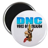 "Voice of Treason 2.25"" Magnet (100 pack)"