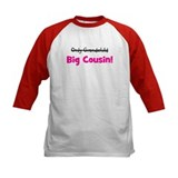 Big Cousin (Only Grandchild) Tee