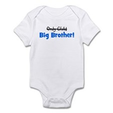 Big Brother (Only Child) Infant Bodysuit
