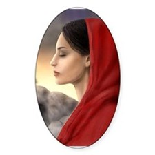 Mary Magdalene Decal
